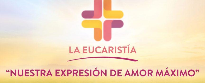 La Eucaristía una expresión de amor máximo para las Catequistas Sopeña