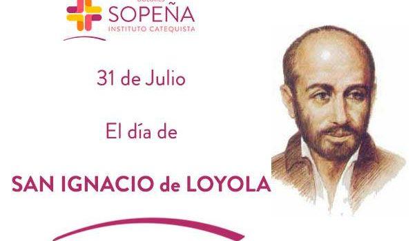 Celebración San Ignacio de Loyola