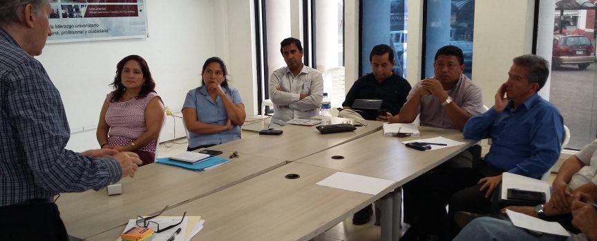 Talleres de Formación integral en la Universidad Católica de Santiago de Guayaquil