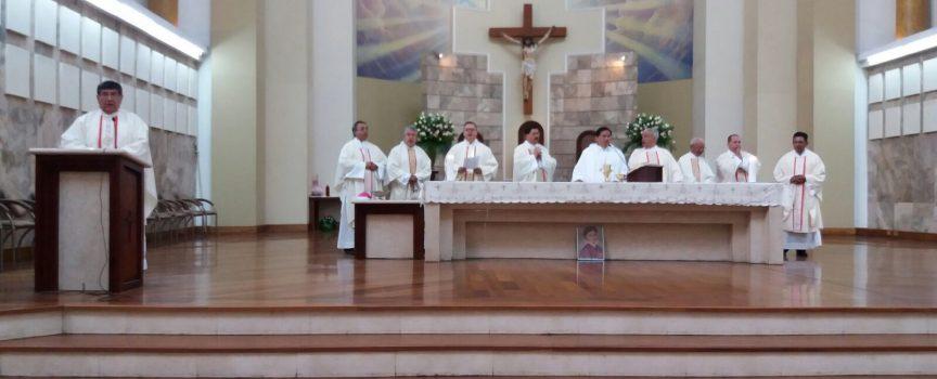 Celebración Centenario Dolores Sopeña en Ambato