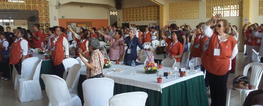 Encuentro Nacional de Laicos Sopeña en Ecuador