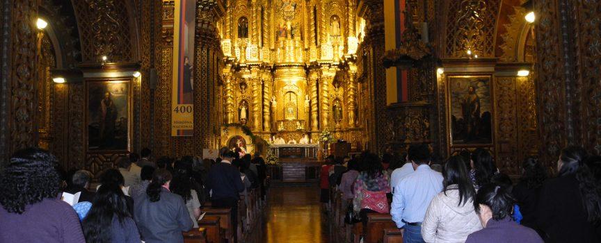 Eucaristía en Quito por el Centenario de la Beata Dolores Sopeña