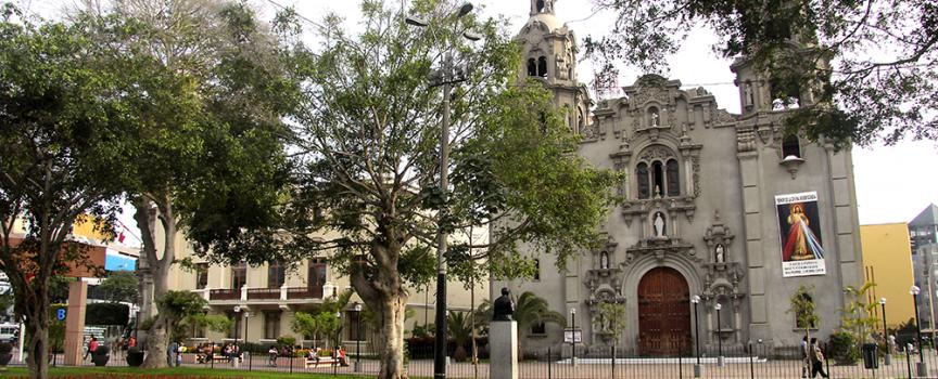 Parroquia de Laicos Sopeña en Lima
