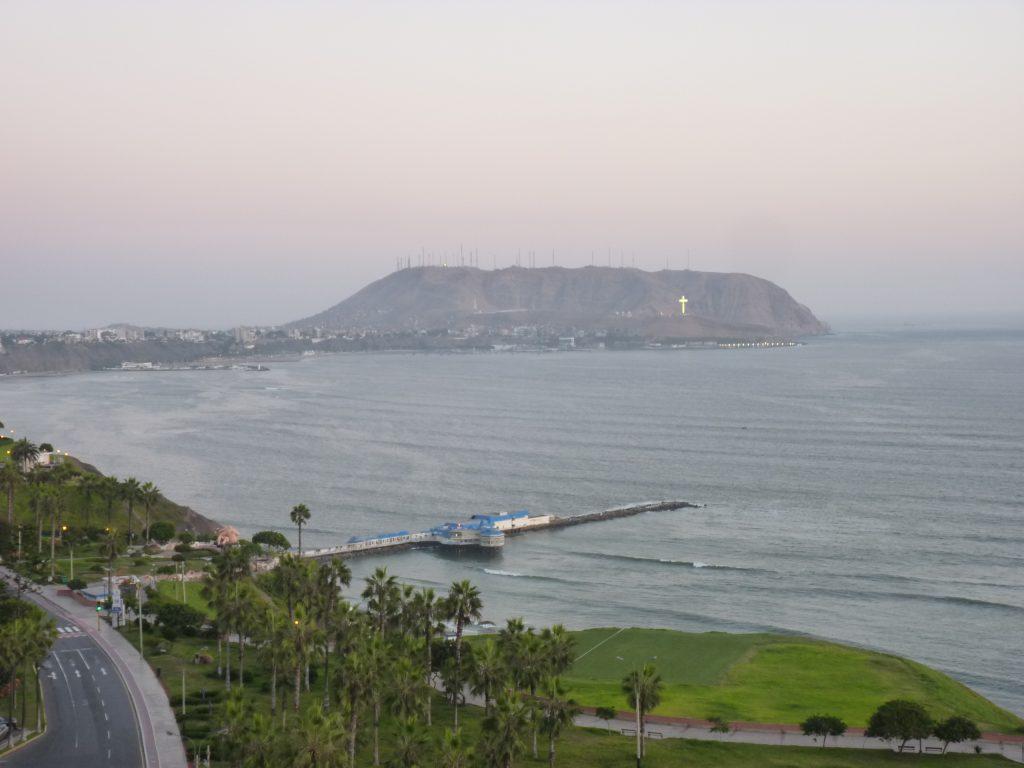 Vista Malecón Laicos Sopeña