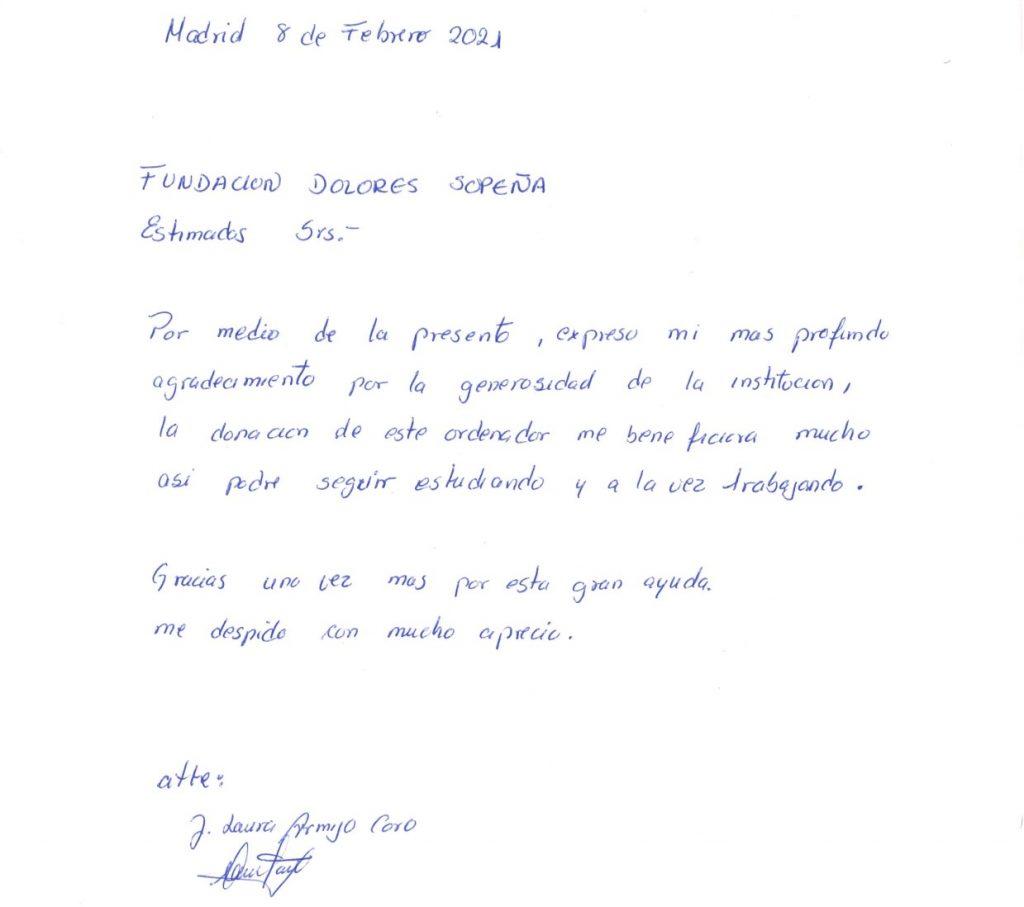 Carta2 Agradecimiento