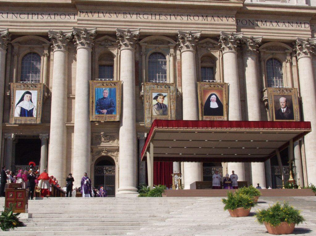 Acto hacia la Canonización